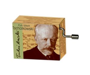 Tchaikowski #207 - Boîte à Musique à Manivelle
