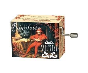 Rigoletto Verdi #173 - Boîte à Musique à Manivelle