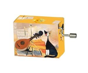 For Elise Wachtmeister #175 Handcrank Music Box
