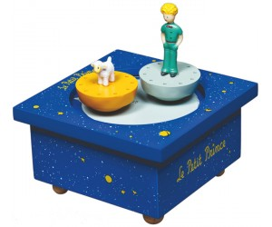 The Little Prince - Skating Rink Music Box