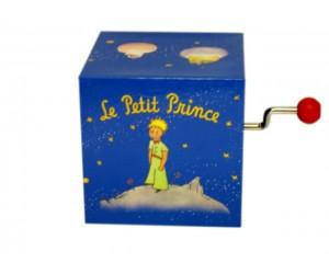 Boîte à Musique à Manivelle Le Petit Prince
