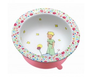 Bowl with Suction La Rose The Little Prince