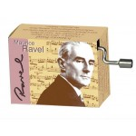 Bolero Ravel #243 Hand Crank Music Box