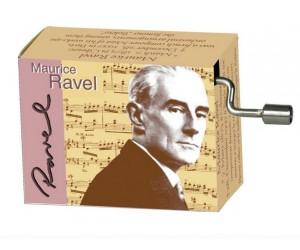 Boléro Ravel #243 Boîte à Musique à Manivelle
