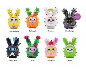 Cactus Bunnies Tokidoki Figurines