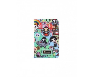 California Dreamin Small Bifold Wallet Tokidoki