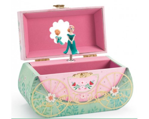 Carriage Ride Musical Jewelry Box