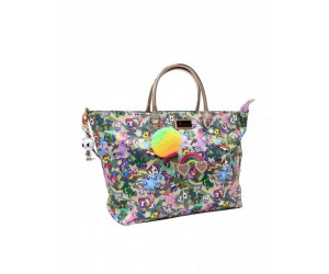 Camo Kawaii Carry All Tote Tokidoki