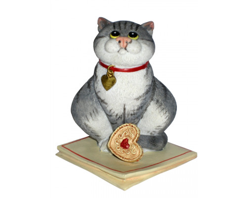 Jammy Dodger  - Figurine Comic and Curious Cats