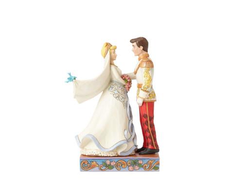 Cendrillon et son Prince Disney Tradition