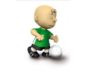 Charlie Brown Footballeur - Figurine Schleich