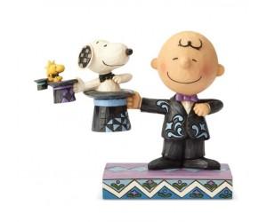 Charlie Brown Magician Peanuts Jim Shore