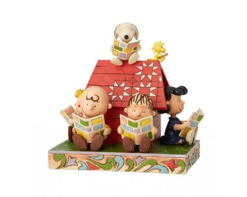Charlie Brown et ses Amis Peanuts Jim Shore