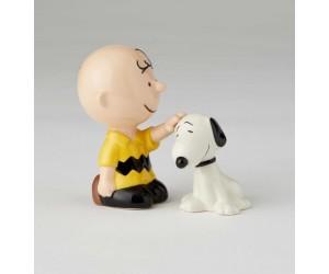 Charlie Brown et Snoopy Salière et Poivrière