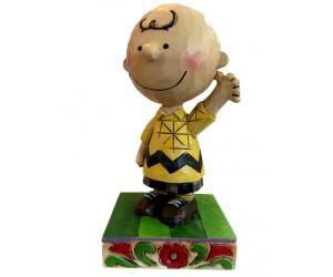 Charlie Brown -  Peanuts Jim Shore