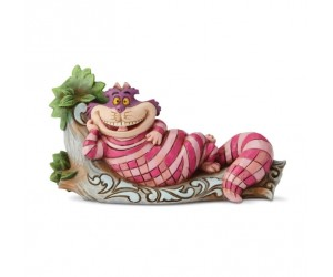 Cheshire Cat on Tree Disney Tradition Jim Shore