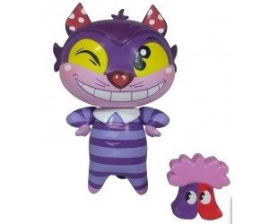 Chat Cheshire Figurine en Vinyl Le monde de Miss Mindy