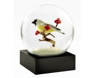 Chickadee Snow Globe CoolSnowGlobes