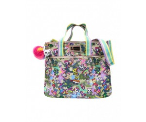 Camo Kawaii Cinch Crossbody Tokidoki