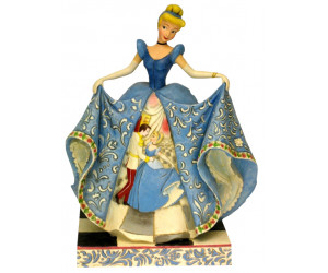 Cendrillon Heartwood Jim Shore Disney Tradition