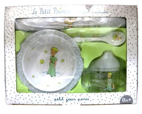 Coffret Cadeau Nourrisson  - Le Petit Prince de St-Exupéry