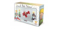 Box with 3 Little Prince Figurines