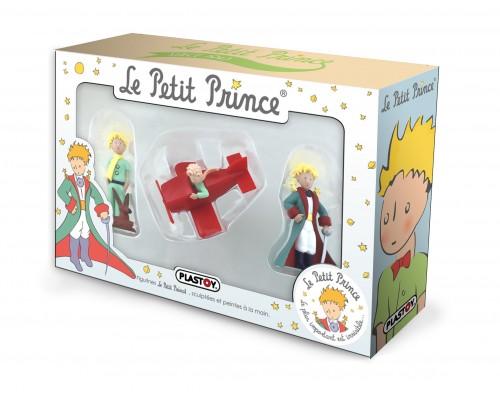 Coffret de 3 Figurines Le Petit Prince