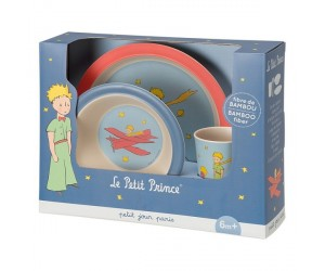 Bamboo Dishes Gift Box The Little Prince