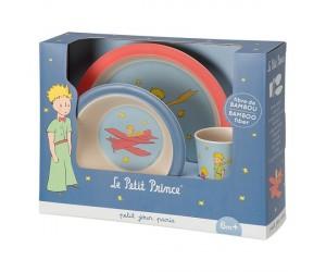 Coffret Vaisselle en Bambou Le Petit Prince