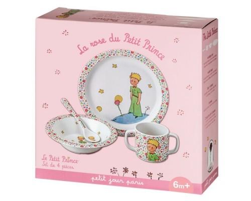 Coffret Cadeau La Rose  - Le Petit Prince de St-Exupéry