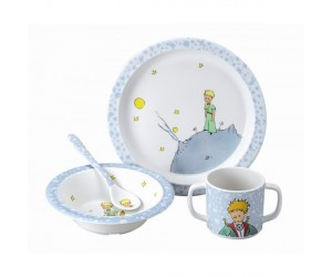 Coffret Cadeau Bleu - Le Petit Prince de St-Exupéry