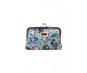 Denim Daze Kisslock Coin Purse Tokidoki