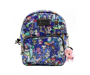 Crystal Kingdom Small Backpack Tokidoki