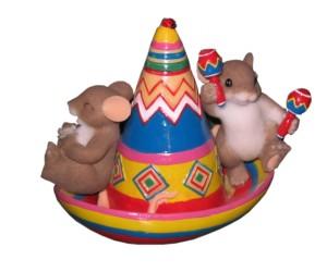 Fiesta Till Ya Siesta  - Charming Tails