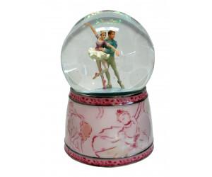 Ballet Dancers - Musical Snowglobe