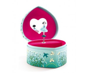 Young Dancer Musical Jewelry Box