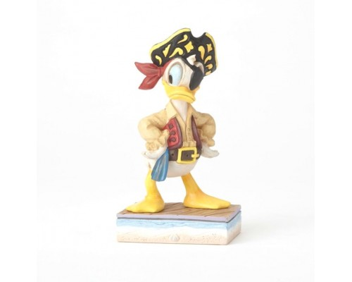 Donald Pirate Disney Tradition Jim Shore