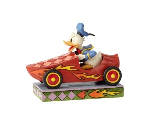 Donald in Soap Box Disney Tradition