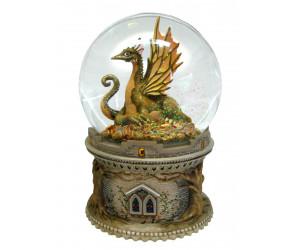 Dragon de Terre Boule à Neige