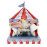 Dumbo et Tente de Cirque Disney Tradition Jim Shore