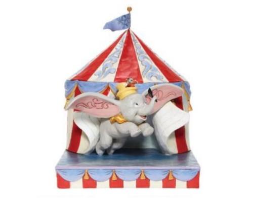 Dumbo et Tente de Cirque Disney Tradition Jim Shore