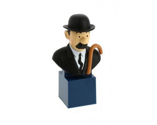 Buste de Dupont - Tintin