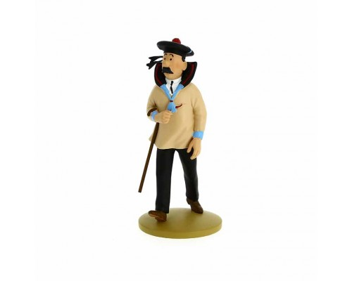 Dupont Matelot - Figurine en résine - Tintin