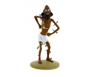 Fakir Cipaçalouvishni  - Figurine en Résine - Tintin