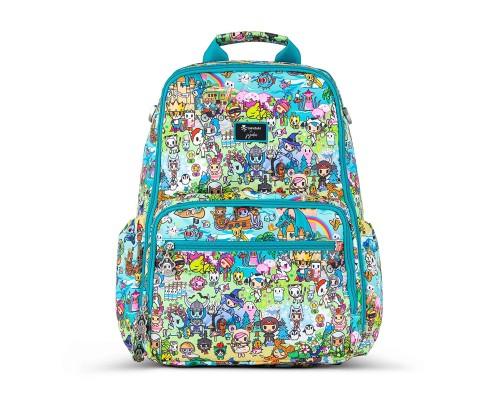 Fantasy Paradise Zealous Backpack Sac JuJuBe x Tokidoki