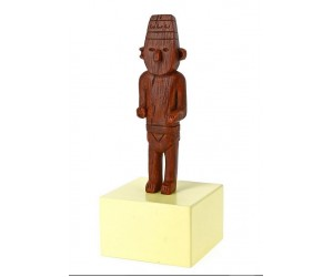 Arumbaya Statue - Le Musée Imaginaire de Tintin