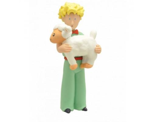 Figurine Le Petit Prince et le Mouton