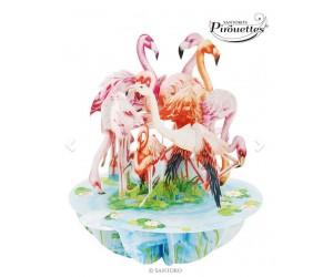 Flamants Roses PS056