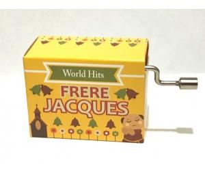 Frere Jacques #281 Handcrank Music Box