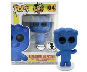 Blue Raspberry Sour Patch Kid 04 Glitter Diamond Collection Funko Pop